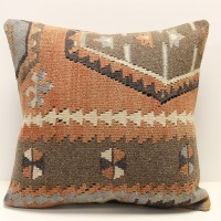 L468 Turkish Kilim Cushion Cover