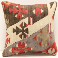 S304 Turkish Kilim Cushion Cover