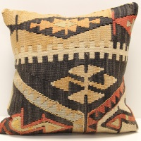 M1514 Turkish Kilim Cushion Cover