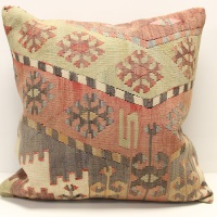XL435 Turkish Kilim Cushion Cover