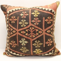 XL466 Turkish Kilim Cushion Cover