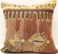 L662 Turkish Kilim Cushion Cover