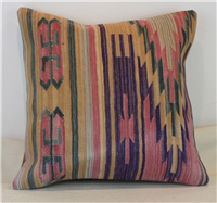Turkish Kilim Cushion Cover M1244