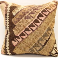 M1119 Turkish Kilim Pillow Cover