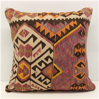 L681 Turkish Kilim Pillow Cover