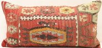 D80 Turkish Kilim Pillow Cover