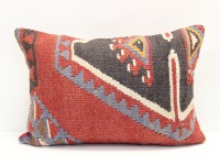 D1 Turkish Kilim Pillow Cover