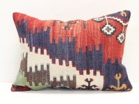 D15 Turkish Kilim Pillow Cover