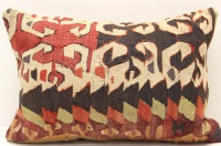 D167 Turkish Kilim Pillow Cover