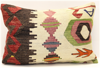 D168 Turkish Kilim Pillow Cover