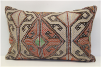 D313 Turkish Kilim Pillow Cover