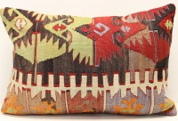 D315 Turkish Kilim Pillow Cover