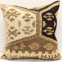 L486 Turkish Kilim Pillow Covers