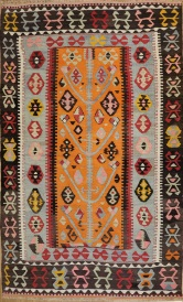 R6869 Turkish Kilim Rug