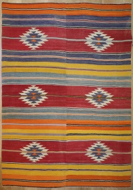 R8526 Turkish Kilim Rug