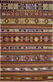 R8529 Turkish Kilim Rug