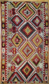 R8759 Turkish Kilim Rug