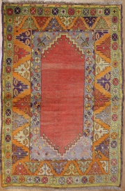 F1271 Turkish Milas Rug