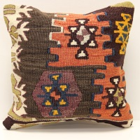 S280 Turkish Oriental Kilims Pillow Cover