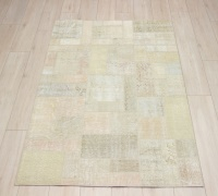 R8988 Turkish Vintage Overdyed Patchwork Rugs