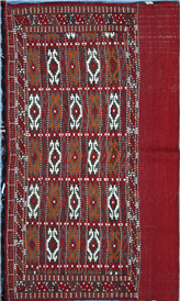 R7055 Turmenistan Kilim Cushion Cover