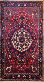 R8102 Vintage Handwoven Carpet
