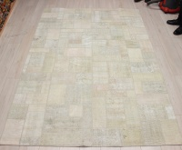 R9006 Vintage Overdyed Patchwork Rugs