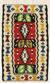 R8184 Vintage Turkish Kilim Rugs