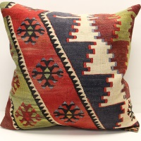 XL108 Wonderful Vintage Kilim Cushion Cover