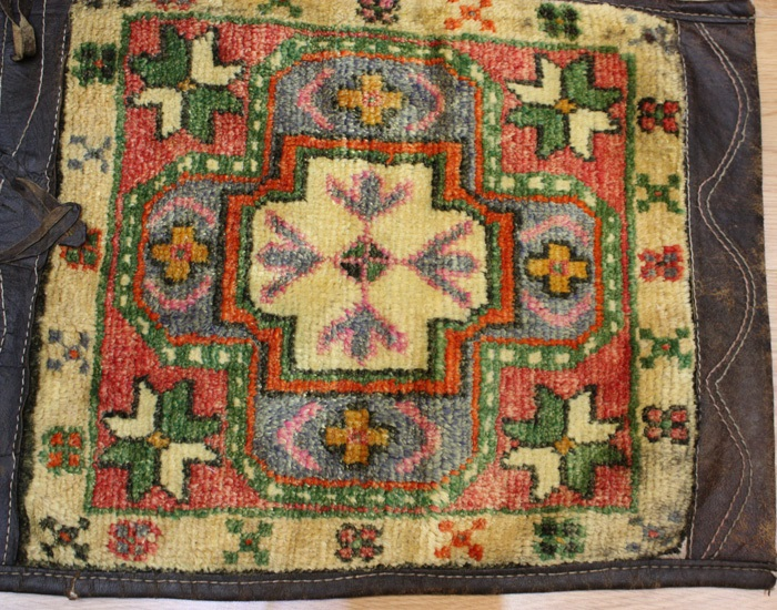 Vintage Anatolian Carpet Saddle Bags For Sale At Rug Store