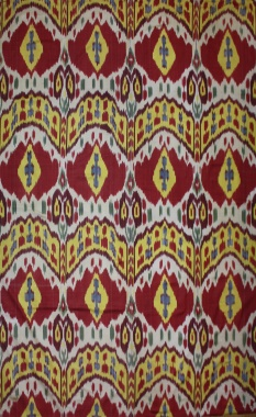 R8326 Absolutely Beautiful  Silk Ikat Textiles