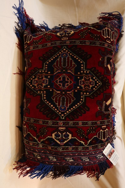 R8396 Afghan Carpet Floor Cushion Cover
