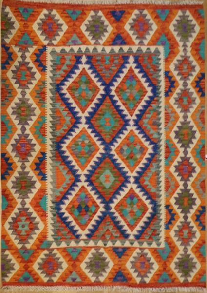 R8887 Afghan Kilim Rugs