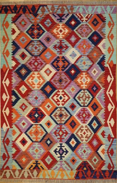 R8888 Afghan Kilim Rugs