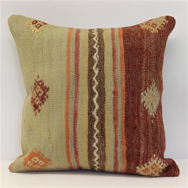 M929 Anatolian Kilim Cushion Cover