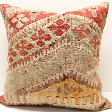XL290 Anatolian Kilim Cushion Cover