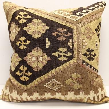 XL356 Anatolian Kilim Cushion Cover