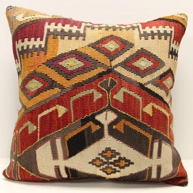 L591 Anatolian Kilim Cushion Cover