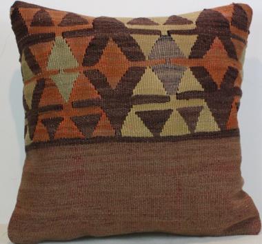 M662 Anatolian Kilim Cushion Cover