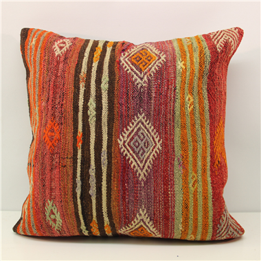 Anatolian Kilim Cushion Cover L591