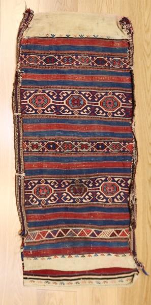 R9022 Anatolian Kilim Floor Cushion Covers