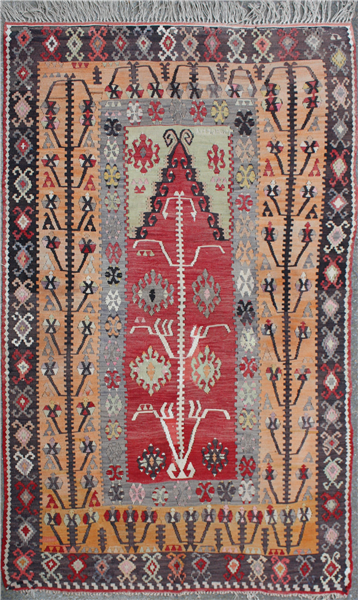 R5131 Antique Kilim
