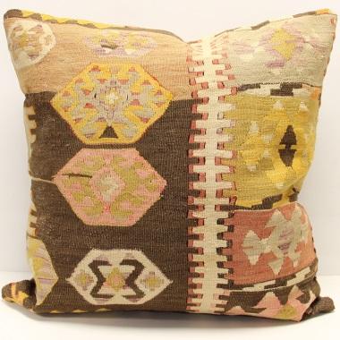 XL116 Antique Kilim Cushion Cover