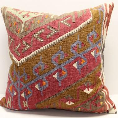 XL348 Antique Kilim Cushion Cover