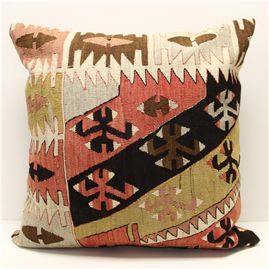 XL383 Antique Kilim Cushion Cover