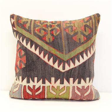 Antique Kilim Cushion Cover M1456