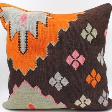 XL397 Antique Kilim Pillow Cover