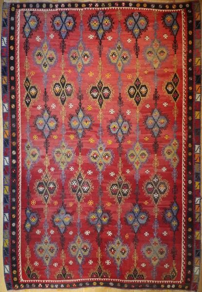 R5838 Antique Kilim Rug