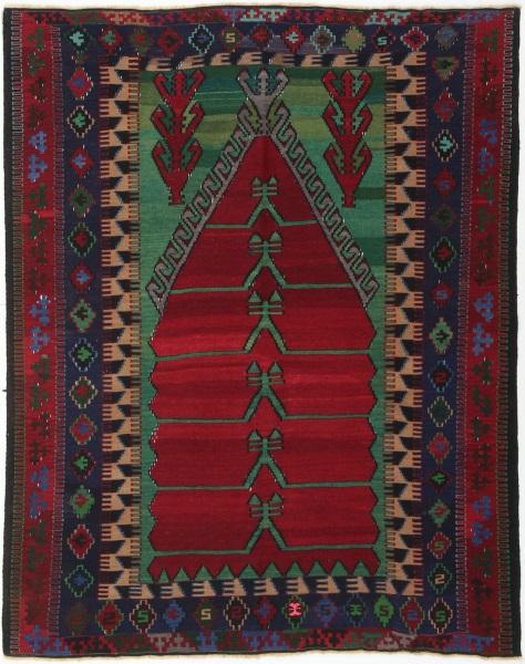 R5130 Antique Konya Kilim