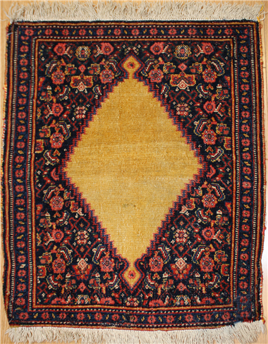 Antique Persian Feraghan Rug R945